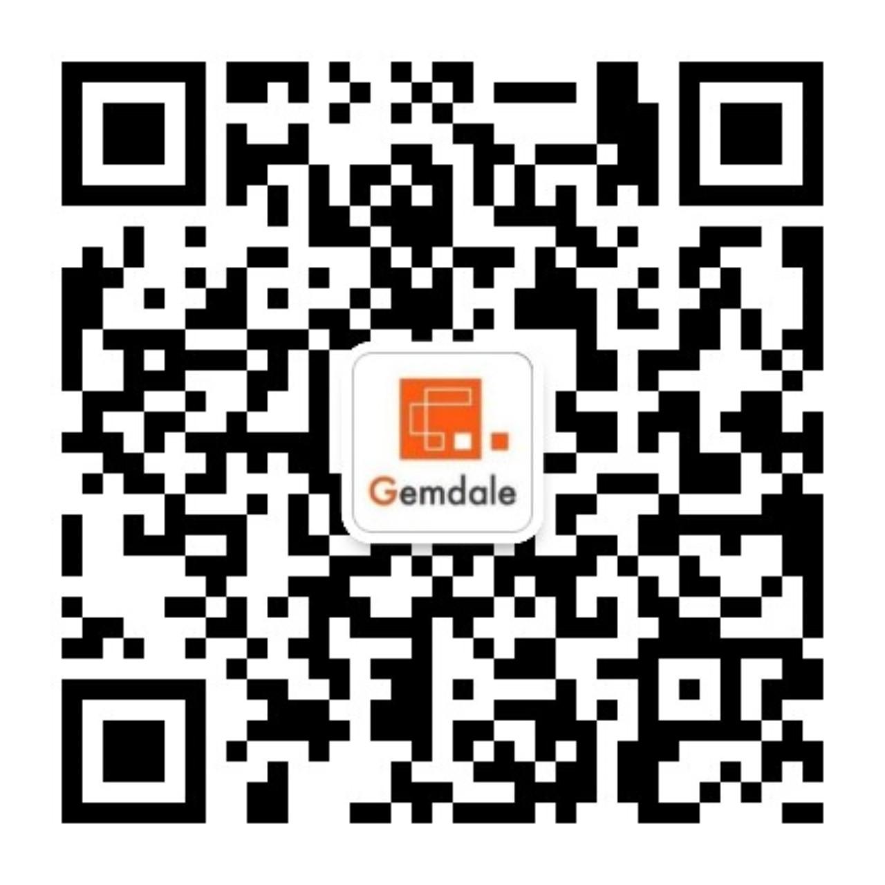 金地电商平台二维码
